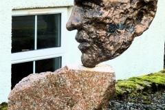 Head of George Wylie