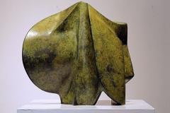 Shield-form-Bronze-unique